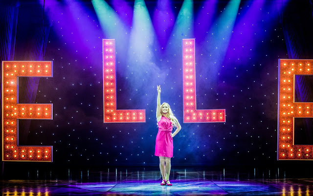Legally Blonde - Lucie Jones (Elle) Photo Robert Workman