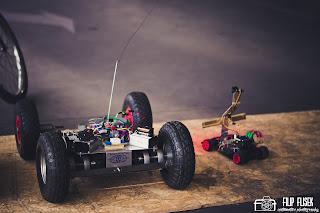 RoboDrift 2016 - Zaawansowane roboty.