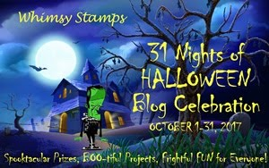 Whimsy Stamps 31 Nights of Halloween
