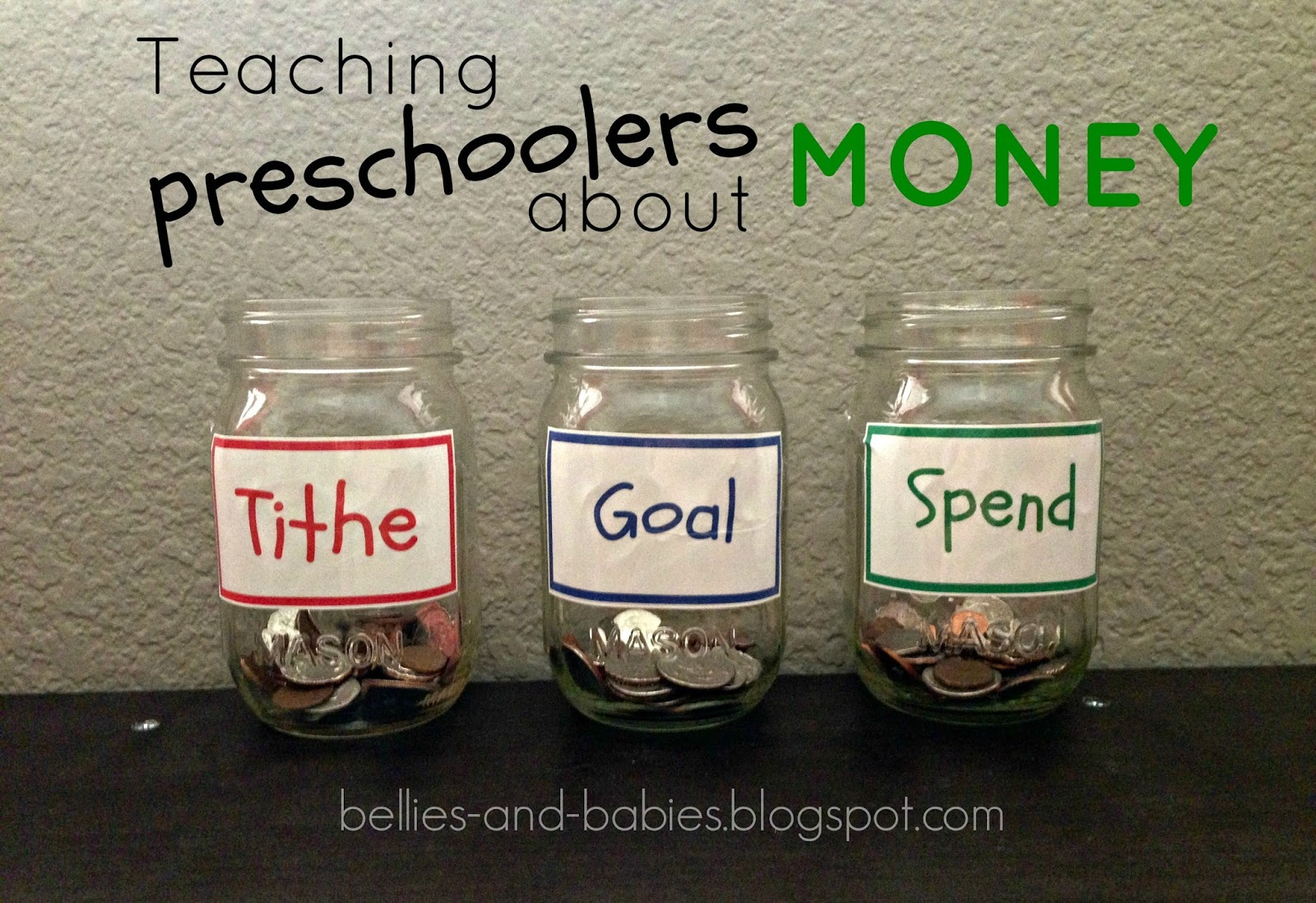 Bellies And Babies Teaching Preschoolers About Money