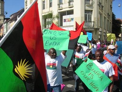 Drama as Anambra 'Breaks Away' from Biafra