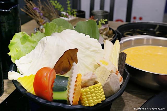 MG 4385 - 熱血採訪│海鮮控和肉肉控都瘋狂!就算痛風也要來吃拾鑶私藏鍋物,還有商業午餐只要188元起!