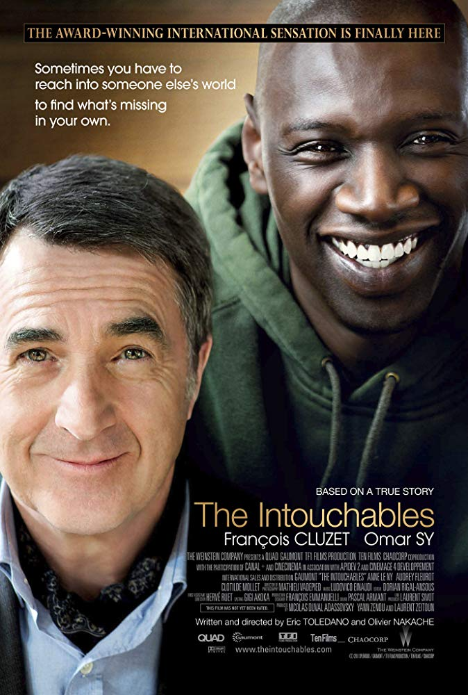 Intouchables 2011 French Movie Bluray 720p With Bangla Subtitle
