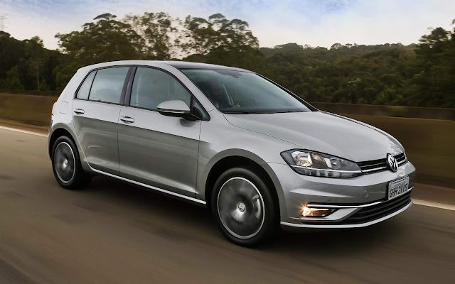 VW Golf Comfortline TSI Automático 2018
