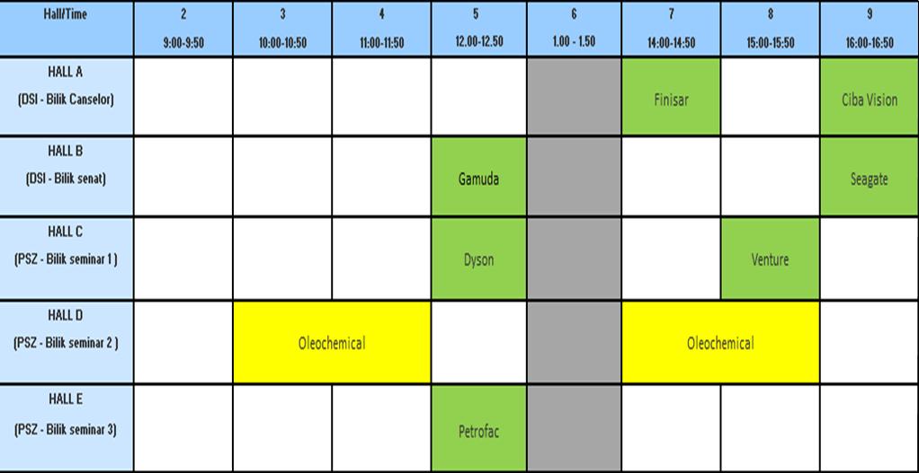 career carnival utm 2012  career talk  u0026 iq test schedule