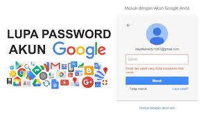 Cara Mudah Mengatasi Lupa Password Akun Gmail, 100% Berhasil!!!
