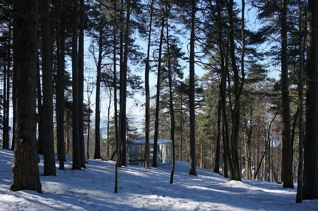 ekebergparken in oslo