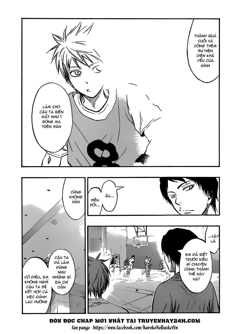 Kuroko No Basket chap 207 trang 5