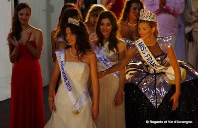 élection de Miss Auvergne 2015, Vichy.