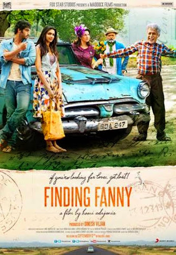 Finding Fanny (2014) Movie Poster No. 3