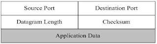 Format Datagram UDP