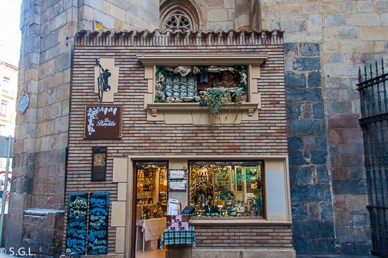 La Bendita de Bilbao