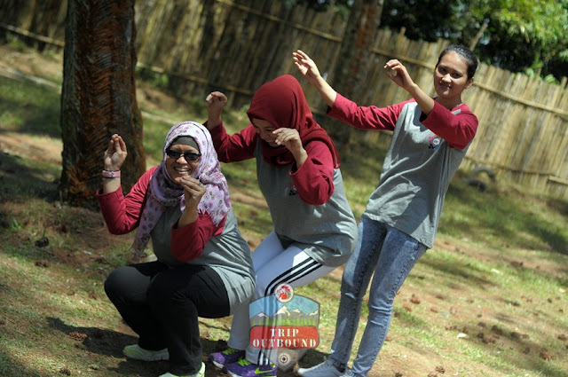 Fun Games Bersama EO tripoutbound