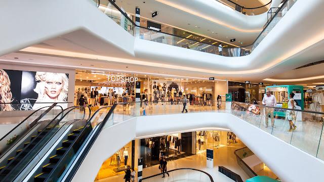 Heavenly Shopping Destination in Bangkok