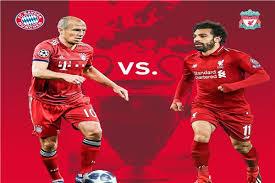 مباراة ليفربول وبايرن ميونخ  13-03-2019 ابطال اوروبا