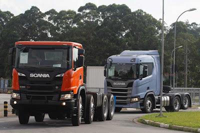 Caminhões Pesados: Sem perder o embalo