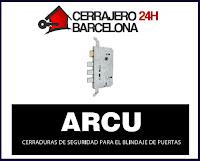 caja central arcu 509