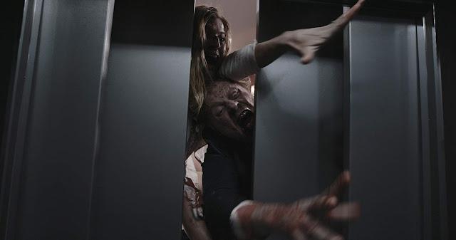 Zombie Thang Máy - Ảnh 1