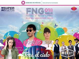 festival de globos morelos 2018