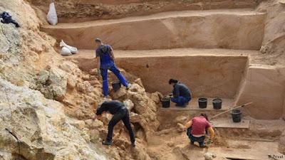 Αρχαιολογικές ανασκαφές στην Κίνα αποδεικνύουν τον πλούτο των πόλεων που βρίσκονταν στον Δρόμο του Μεταξιού