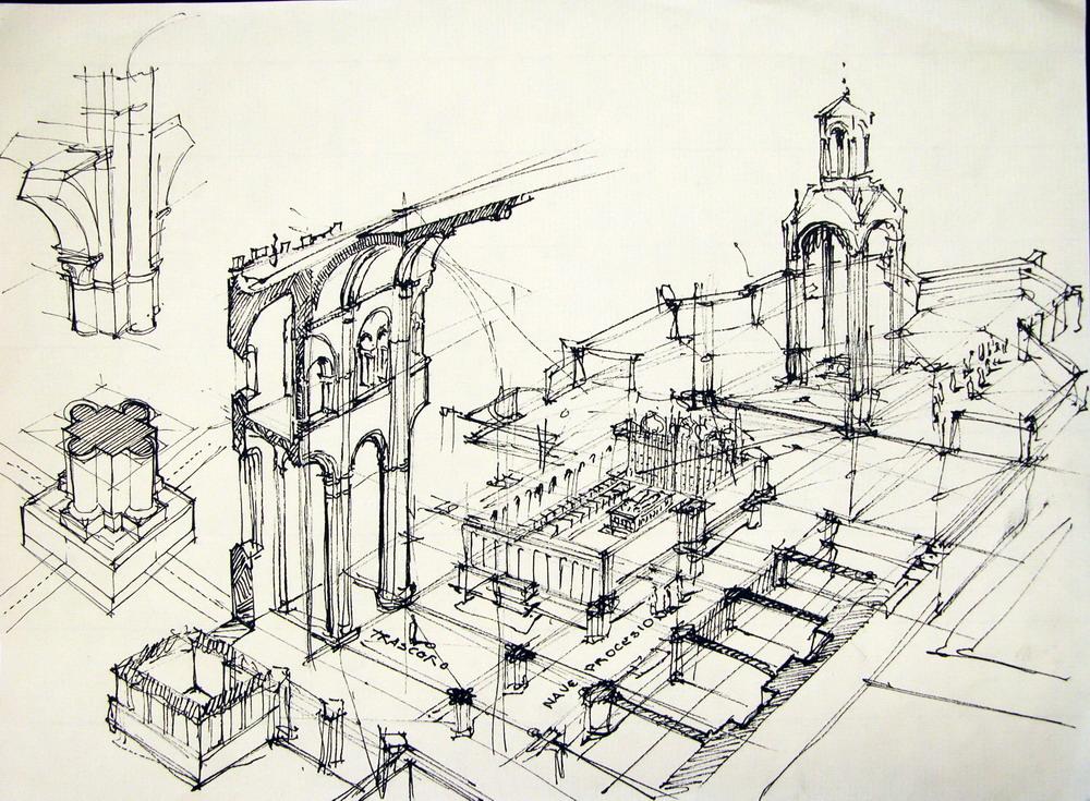 Apuntes revista digital de arquitectura apuntes y bocetos 2 Arte arquitectura y diseno definicion