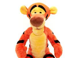 Disney Tigger Soft Toy Giveaway