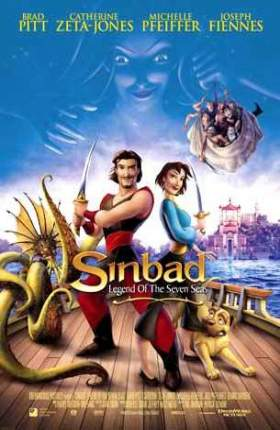 Sinbad Legend of the Seven Seas 2003 English 700MB BluRay ESubs 720p