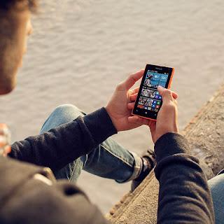 Harga Microsoft Lumia 435 Dual SIM,Windowsphone dengan +MicroSD hingga 128 GB