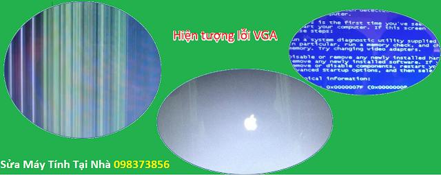 Lỗi VGA và cách khắc phục
