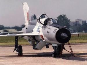 pesawat mig-21 indonesia jaman dulu