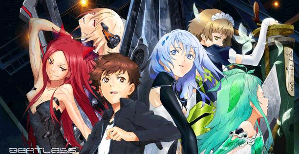 Beatless - Anime Romance 2018 Terbaik