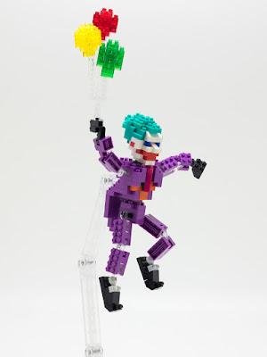 ナノブロック で ジョーカー