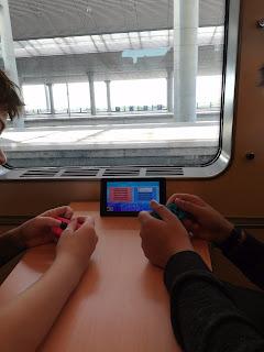 Zug fahren in China - Reisebericht