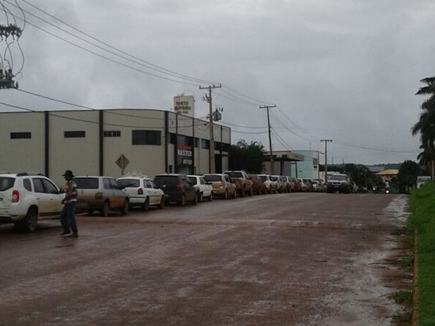 Caos em rodovias do noroeste deixam postos sem combustíveis em Aripuanã