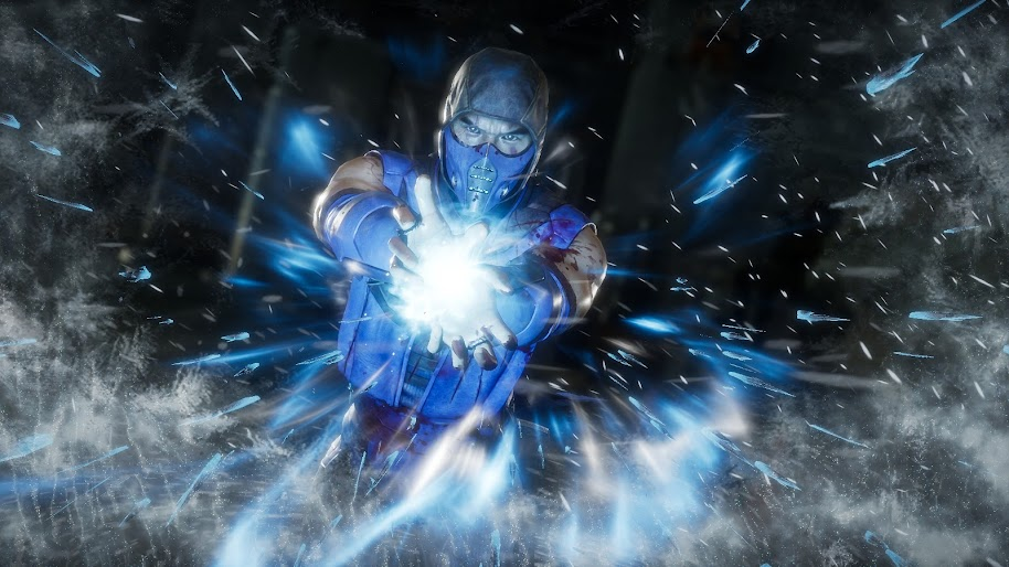 Sub Zero Mortal Kombat 11 4k Wallpaper 198