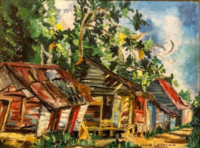 Clara Ledesma, Rural Landscape