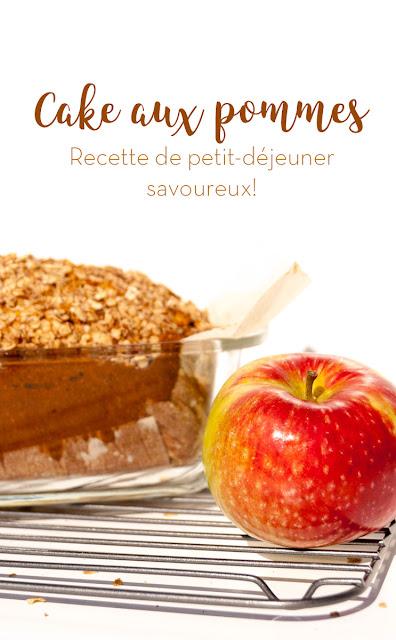 cake pain gâteau pomme délicieux recette automne marguerite verte pinterest