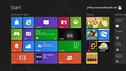 Microsoft Put a Test version For Windows 8 , Windows 8 Consumer Preview