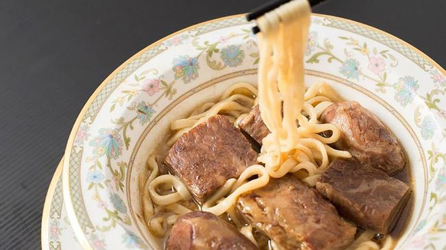 Presidential Beef Noodle Soup (www.cnnindonesia.com)