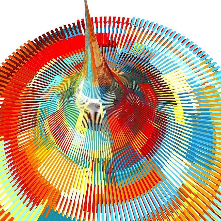 Marius Watz digital art