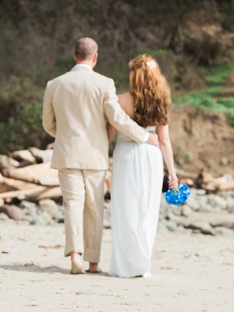 wedding beach=