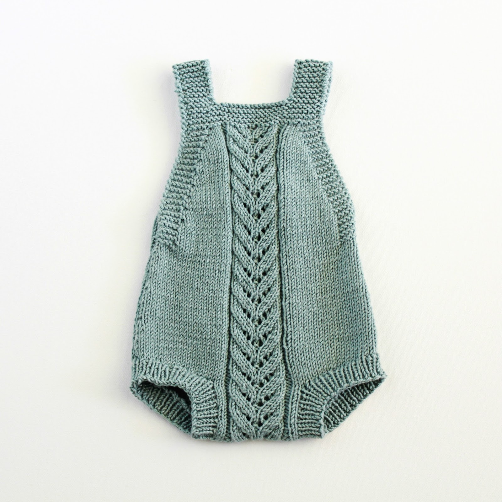 Maker Land Knitted Romper