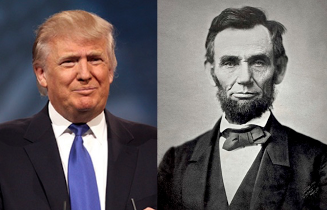 Dinesh D'Souza Compares Trump to Lincoln in New Movie Trailer