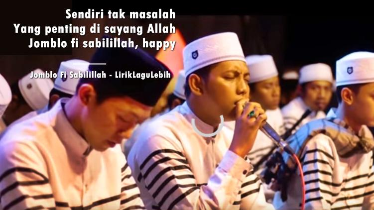 Jomblo Fi Sabilillah - Gus Hendra feat Gus Azmi