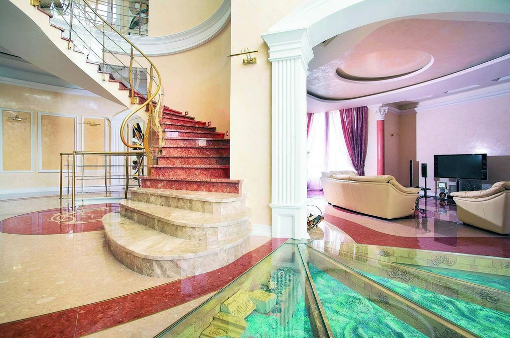 Modern homes interior stairs designs ideas. | Home Decorating