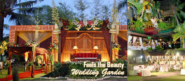 5 Lokasi Wedding Outdoor Di Jogja: Jogja Wedding Garden
