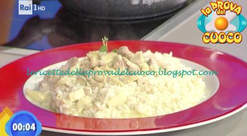 Risotto ai porcini ricetta Latagliata da Prova del Cuoco