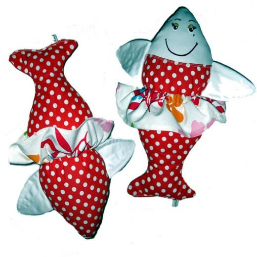 Genevi ve charras poissons d 39 avril for Baeckeoffe de poisson sophie dudemaine