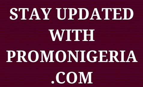 Blog Of The Week: Promonigeria Blog