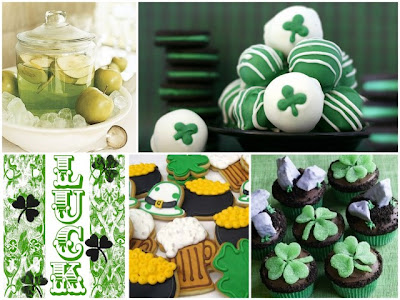 "St. Patrick's Day Sweets and Treats for a ""lucky"" Celebration"